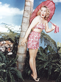 Betty Hutton Poster