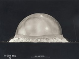 First Atomic Explosion on July 16 Photo