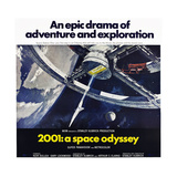 2001: A Space Oddyssey Poster
