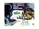 The Body Snatcher Print