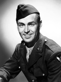 Army Air Force Corporal Alan Ladd Photo