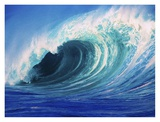Huge Wave Prints by Rick Doyle