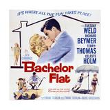 Bachelor Flat Prints