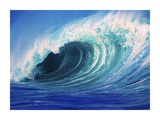 Huge Wave Posters by Rick Doyle