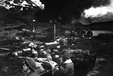 World War 2 Battle in the Aleutian Islands Photo