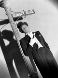 Sunset Boulevard Photo
