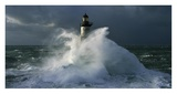 Phare d'Ar-Men II Prints by Jean Guichard