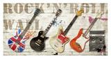 Rock 'N' Roll Wall Prints by Steven Hill