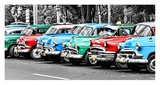 Vintage Cars in Cuba Prints by John Lynn