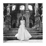 Lady in Formal Evening Dress Kunst af Genevieve Naylor