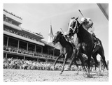 Kentucky Derby, Louisville, Kentucky Prints