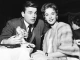 Robert Wagner and Natalie Wood, Mid 1950S Fotografía