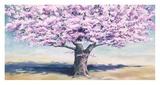 Peach Tree Prints by Jan Eelder