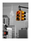 Crossroads, New York Posters por Vadim Ratsenskiy