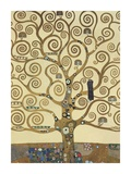 The Tree of Life IV Posters tekijänä Gustav Klimt