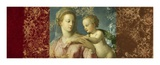 Holy Virgin (After Bronzino) Prints by Simon Roux