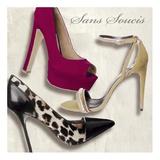 Sans Soucis Posters by Michelle Clair