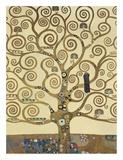 Gustav Klimt - The Tree of Life IV Plakát