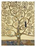 The Tree of Life IV Poster von Gustav Klimt