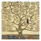 The Tree of Life II Affiches par Gustav Klimt