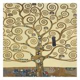The Tree of Life II Prints by Gustav Klimt