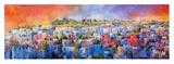 Jodhpur, La Citta Blu Prints by Tebo Marzari