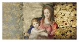 Virgin Mary (After Bronzino) Prints by Simon Roux