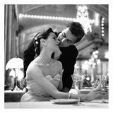 Lovers in Paris, 1953 Kunstdrucke von Genevieve Naylor