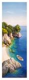 Caletta nel Mediterraneo Prints by Adriano Galasso