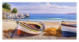 Pomeriggio mediterraneo Art by Adriano Galasso