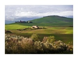 Tuscan Countryside Prints by Vadim Ratsenskiy