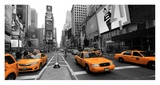 Times Square, Manhattan Prints by Vadim Ratsenskiy