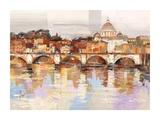 Dolcemente Roma Prints by Luigi Florio
