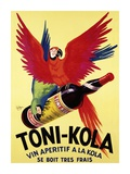 Toni Kola Art by  Robys (Robert Wolff)