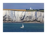 White Cliffs of Dover, Kent, England Prints by Franz-Marc Frei