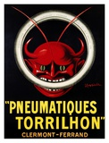 Pneumatiques Torrilhon Print by Leonetto Cappiello