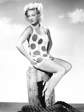 Betty Hutton Print