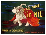 Je ne fume que Le Nil, 1912 Prints by Leonetto Cappiello