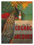 Cognac Jacquet, ca. 1930 Plakater af Camille Bouchet
