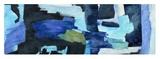 Oceanic Wave in motion Kunstdrucke von Heather Taylor