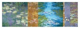 Waterlilies II Prints by Monet Deco