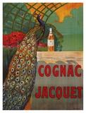 Cognac Jacquet, ca. 1930 Poster af Camille Bouchet