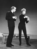 Bob Fosse, Gwen Verdon, 1962 Photo