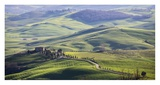 A Road in Tuscany Prints by Vadim Ratsenskiy