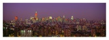 Manhattan at Night Prints by Richard Berenholtz