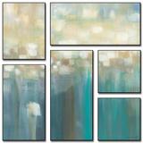 Aqua Light Posters av Karen Lorena Parker