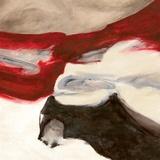 Katana II Print on Canvas by Jim Stone