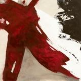 Katana III Print on Canvas by Jim Stone