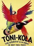Toni Kola Print on Canvas by  Robys (Robert Wolff)