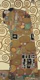 The Tree of Life III Print on Canvas by Gustav Klimt